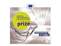 European Innovation Council Prize - Fuel From The Sun: Artificial Photosynthesis
