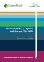 Biomass with CO2 Capture and Storage (Bio-CCS) - The Way Forward for Europe