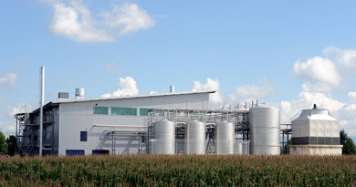 Clariant sunliquid demonstration facility