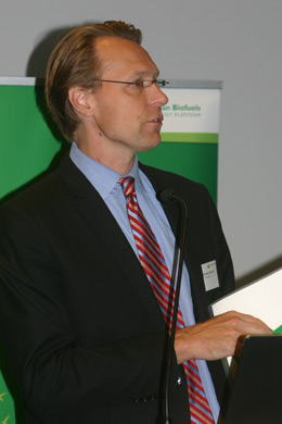 Lars Hansen, Chair EBTP SC